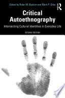Critical Autoethnography
