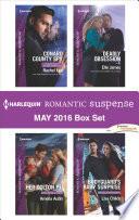 Harlequin Romantic Suspense May 2016 Box Set