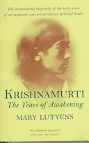 Krishnamurti Book