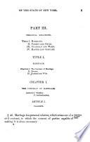 An Act to Establish a Civil Code