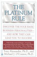 The Platinum Rule Pdf/ePub eBook