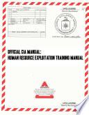 Official CIA Manual  Human Resource Exploitation Training Manual