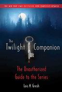 The Twilight Companion: Completely Updated Pdf/ePub eBook