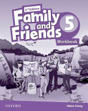 Family   Friends 2e 5 Workbook