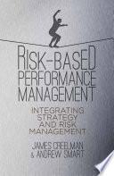 Risk Based Performance Management