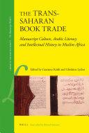 The Trans-Saharan Book Trade