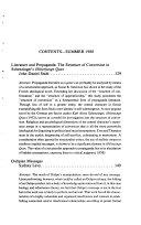 Pdf Studies in 20th Century Literature