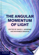 The Angular Momentum of Light Book