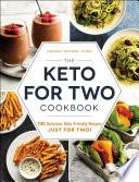 The Keto For Two Cookbook Book PDF