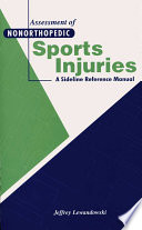 Assessment of Nonorthopedic Sports Injuries Book