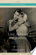 Love  Honour  and Jealousy