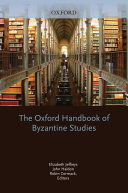 The Oxford Handbook of Byzantine Studies