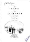 A Tour In Scotland And Voyage To The Hebrides 1772