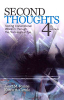 Cinematic Sociology   Second Thoughts Fourth Edition