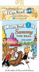 Sammy the Seal Book and CD banner backdrop