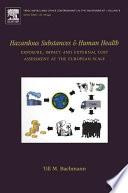 Hazardous Substances and Human Health