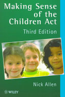 Making Sense of the Children's Act
