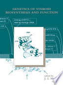 Genetics of Steroid Biosynthesis and Function