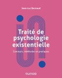 Pdf Traité de psychologie existentielle Telecharger