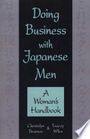 Doing Business With Japanese Men