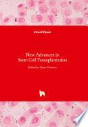 New Advances in Stem Cell Transplantation