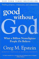 Good Without God Book