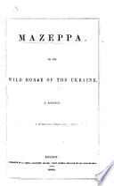 Mazeppa Book PDF