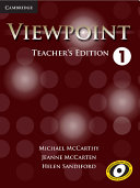 Viewpoint Level 1 Teacher s Edition with Assessment Audio CD CD ROM