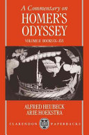 A Commentary on Homer s Odyssey