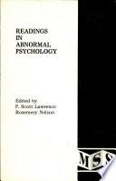 Readings in Abnormal Psychology