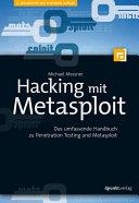 Hacking mit Metasploit: Das umfassende Handbuch zu Penetration ...