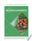 Microeconomics, Student Value Edition