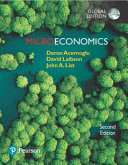 Cover of Microeconomics, Global Edition