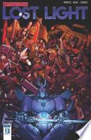 Transformers  Lost Light  13 Book