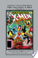 Uncanny X Men Masterworks Vol  8