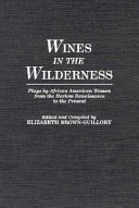 Wines in the Wilderness