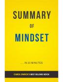 Mindset: by Carol Dweck | Summary & Analysis [Pdf/ePub] eBook