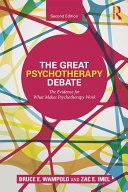 The Great Psychotherapy Debate