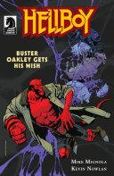 Hellboy: Buster Oakley Gets His Wish Pdf/ePub eBook