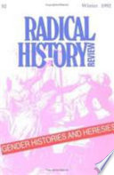 Radical History Review Volume 52