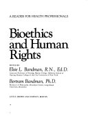Bioethics and Human Rights