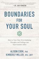 Boundaries for Your Soul Pdf/ePub eBook