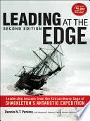 Leading at the Edge Book PDF