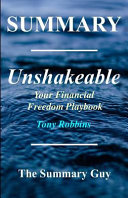 Summary - Unshakeable poster