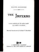 THE INFERNO Book