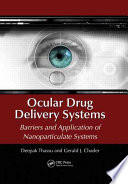 Ocular Drug Delivery Systems Book