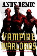 Vampire Warlords Pdf/ePub eBook