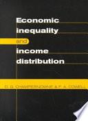 Economic Inequality and Income Distribution