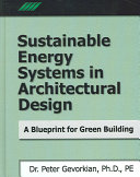 Sustainable Energy Systems in Architectural Design Book