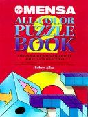 Mensa All-Color Puzzle Book